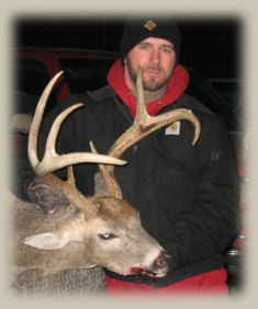 Kansas deer hunting guides at Landrith Land Co. - check out our Kansas Hunting trips.