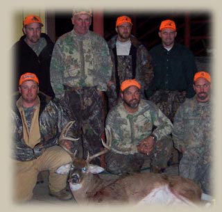 Kansas deer hunting guides at Landrith Land Company